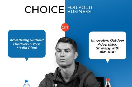 Advertising without Outdoor in your Media Plan Choice For Your Business